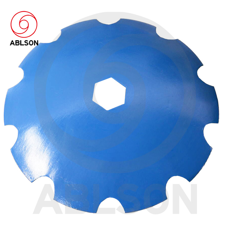 High Quality Professional Notched Harrow Disc