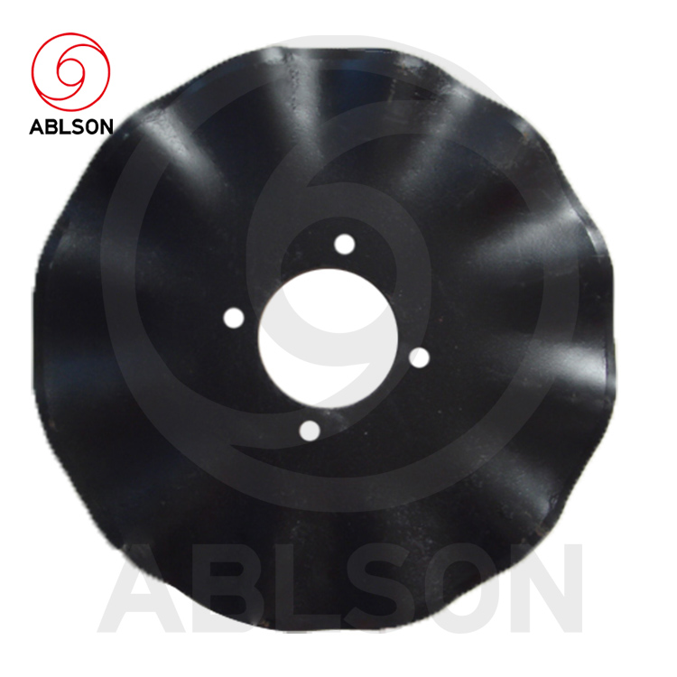 Round Disc and Disc Blades Plough Parts